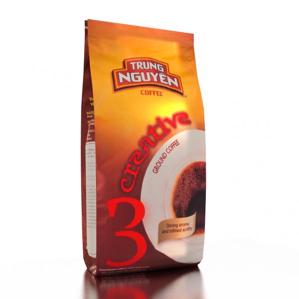 Kaffe Creative 3 Vietnamesiskt Trung Nguyen