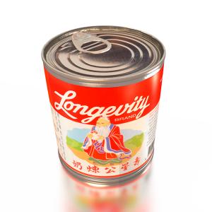 sötad kondenserad mjölk longevity