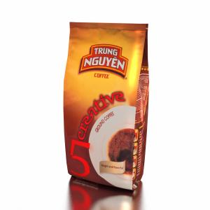 Creative 5 Trung Nguyen kaffe
