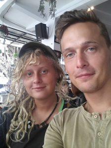 Victor och Emelie Falk Renström