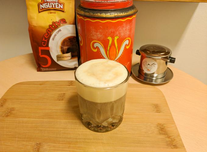 kaffe trung