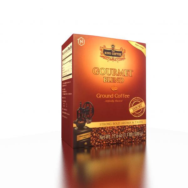 King Coffee TNI Gourmet Blend